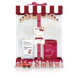 BEAUTICOLOGY SPECIAL DELIVERY RED SLIPPER SET