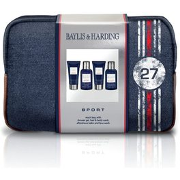 BAYLIS & HARDING MEN'S CITRUS LIME & MINT BAG