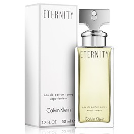 CALVIN KLEIN ETERNITY WOMAN EDP 50ML SPRAY