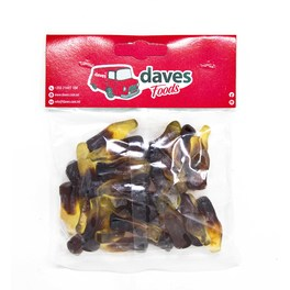 DAVES SWEETS BAGS COLA BOTTLES
