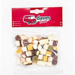 DAVES SWEETS BAGS DOLLY MIXTURE