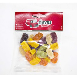 DAVES SWEETS BAGS JELLY BABIES