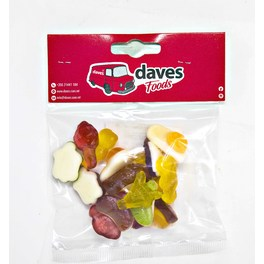 DAVES SWEETS BAGS JELLY MIX