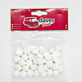 DAVES SWEETS BAGS MINT IMPERIALS BALLS