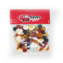 DAVES SWEETS BAGS MINI MIX