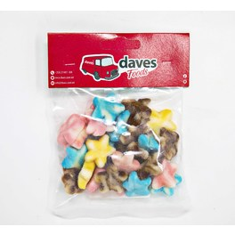 DAVES SWEETS BAGS STAR SWEET MIX