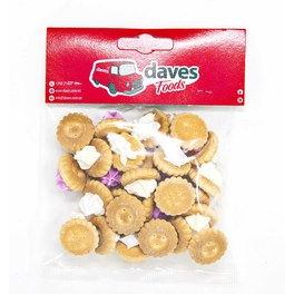 DAVES SWEETS BAGS ICED GEMS