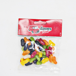DAVES SWEETS BAGS JELLY BEANS