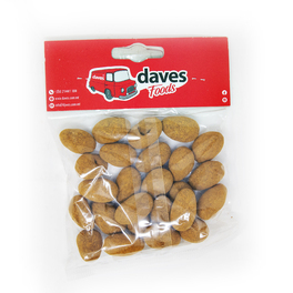 DAVES SWEETS BAGS CINNAMON ALMONDS