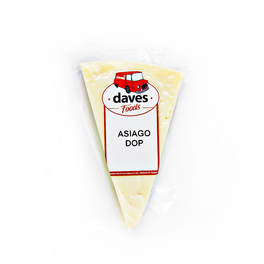 DAVES ASIAGO DOP WHOLE - PREPACK