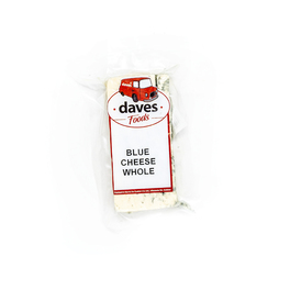 DAVES BLUE CHEESE WHOLE - PREPACK