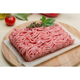 FRESH VEAL MINCED