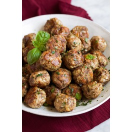 FRESH VEAL MEAT BALLS