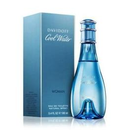 DAVIDOFF COOL WATER WOMAN SPRAY EDT 100ML