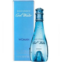 DAVIDOFF COOL WATER WOMAN SPRAY EDT 30ML