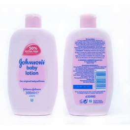 JOHNSONS BABY LOTION (SPECIAL OFF PK) 300ML