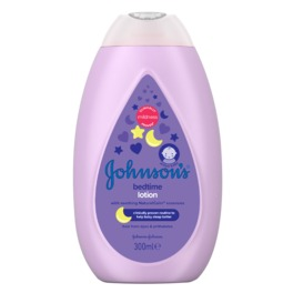 JOHNSON & JOHNSON BABY BEDTIME LOTION 300ml