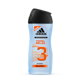 ADIDAS S/GEL 250ML TOTAL RELAX