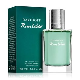 DAVIDOFF RUN WILD FOR HIM EDT 50ML