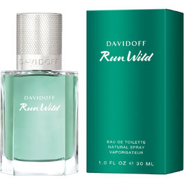 DAVIDOFF RUN WILD FOR HIM EDT 30ML