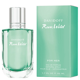 DAVIDOFF RUN WILD FOR HER EDP 50ML