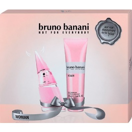 BRUNO BANANI WOMAN EDT 20ML + SHOWER GEL 50ML
