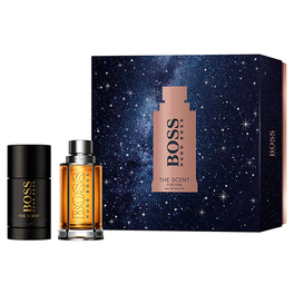 BOSS THE SCENT EDT 50ML + DEOSTICK 75ML