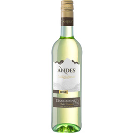 ANDES CHARDONNAY 750ML