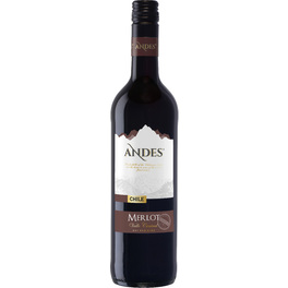 ANDES MERLOT 750ML