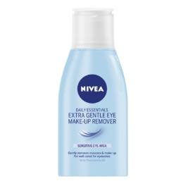NIVEA EXTRA GENTLE EYE MAKE-UP REMOVER 125ML