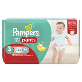 PAMPERS VP PANTS 3 MIDI X44