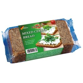 QUICKBURY MIXED CEREAL BREAD 500G