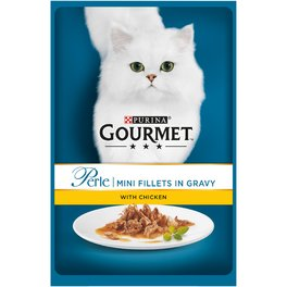 GOURMET PERLE GIG GRILLED CHICKEN 85G