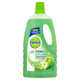 DETTOL MPC POWER AND FRESH APPLE 1L