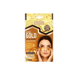 BEAUTY FORMULAS GOLD EYE GEL PATCHES