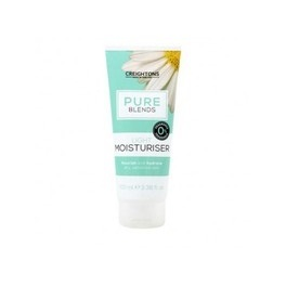 CREIGHTONS PURE BLENDS MOISTURISER 100ML