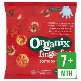 ORGANIX STAGE 2 7M+ TOMATO SLICES 5 X 20GRS