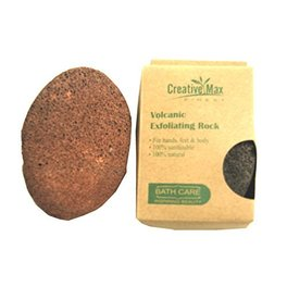 CREATIVE MAX VOLCANIC EXFOLIATING ROCK