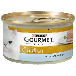 GOURMET GOLD MOUSE TURKEY 85G