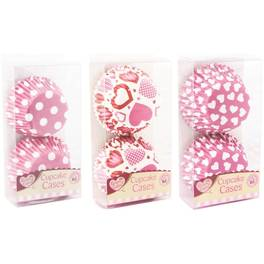QUEEN OF CAKES 60 CUPCAKES CASES