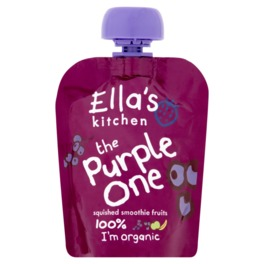 ELLAS SMOOTHIE FRUIT PURP ONE