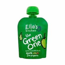 ELLAS SMOOTHIE FRUIT THE GREEN ONE