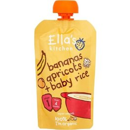 ELLAS STAGE 1 BANANAS & APPLES 120G