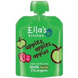 ELLAS FIRST TASTE APPLES