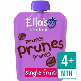ELLAS STAGE 1 4M+ FIRST TASTE PRUNES