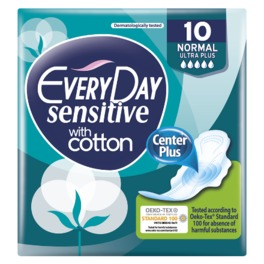 EVERYDAY SENSITIVE SMALL NORMAL x10