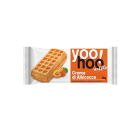 AMBROSIA WAFFLES WITH APRICOT 50G