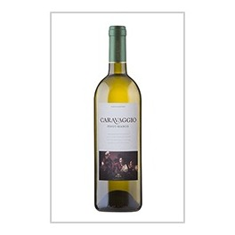 CARAVAGGIO PINOT BIANCO 75CL EXCLUDING EMPTY