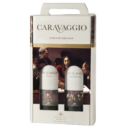 CARAVAGGIO CHARDONNAY AND CABARNET FRANC 2 PACK