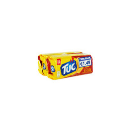 LU TUC BACON 100G x2 PACK €1.49